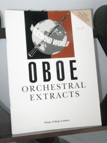 Oboe Orchestral Extracts